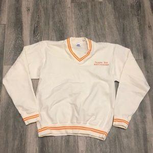 Vtg Tampa Bay Buccaneers Sweater